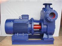 ZW自吸泵原理