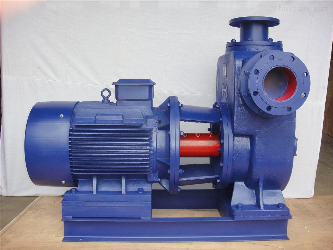 直联式双吸自吸泵AYZSL