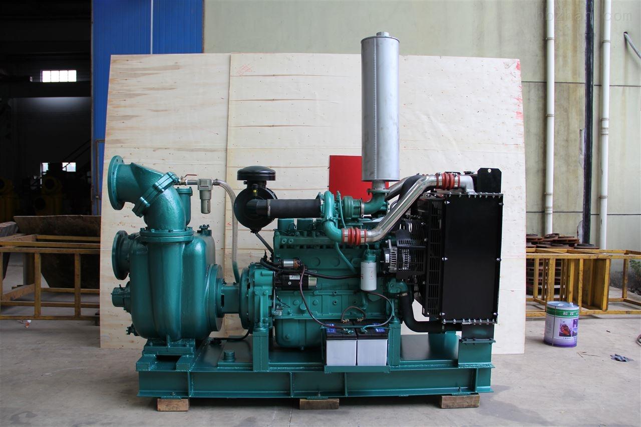 超轻型强自吸泵组