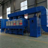 噴漆廢氣處理設備 催化燃燒裝置RCO