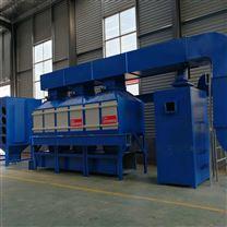 催化燃烧废气处理设备系统组成