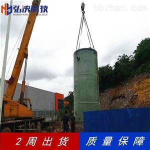 雨水污水提升泵站