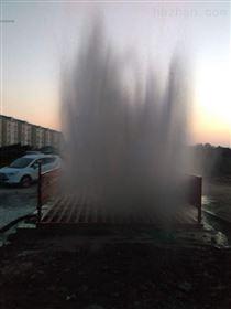 LYS-100武汉建筑车辆洗车槽(图)工地清洁设备