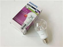飞利浦透明 8.5W E27调光型LED球泡灯
