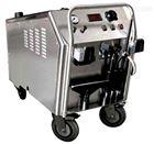 德国DAS300型电加热型蒸汽清洗设备