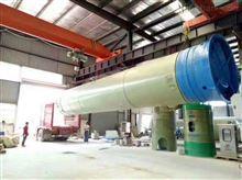 地下污水一体化提升泵站