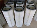 高效聚酯无纺布除尘滤筒供应
