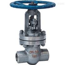 Z61H/Y/W鑄鋼承插焊楔式閘閥PN100~PN160