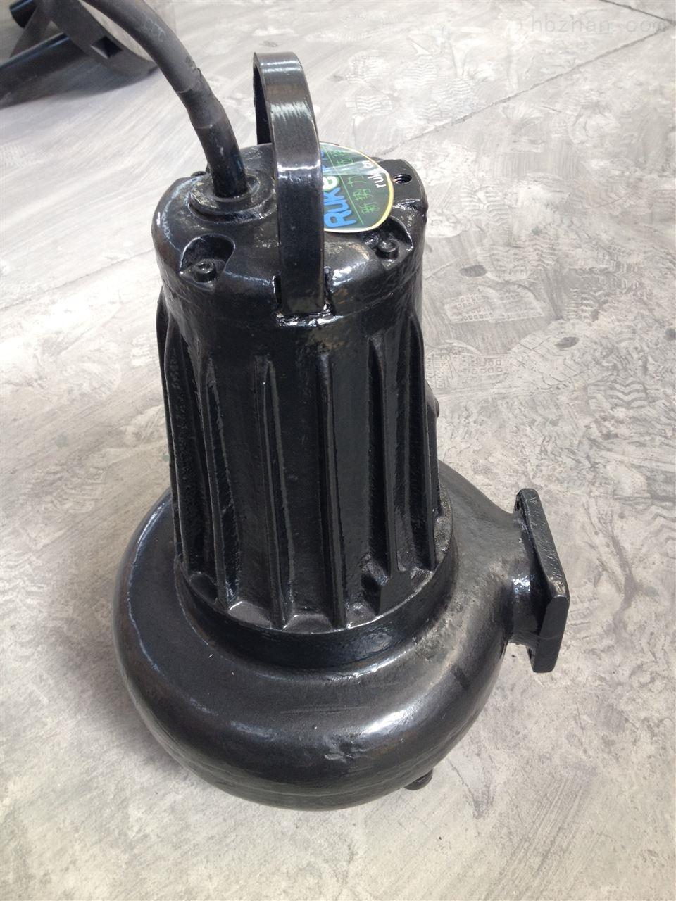 AS10-2CB如克 AS型无堵塞潜水吸砂泵