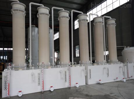 PPH填料吸收塔