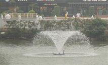 大流量污水处理曝气机