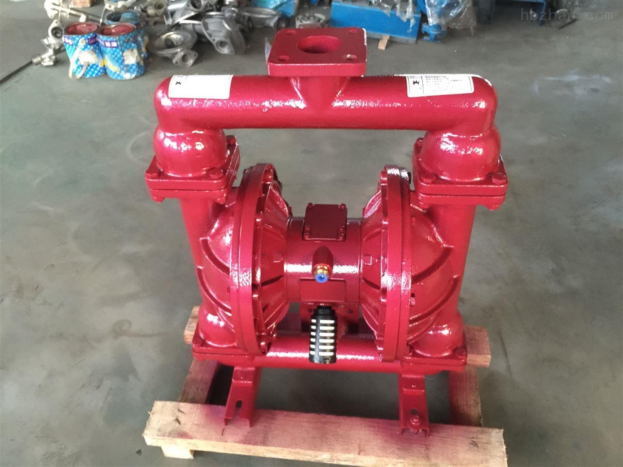 QBK铸铁隔膜泵厂家