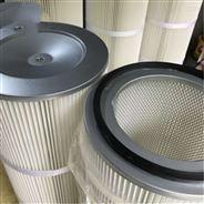 厂家直销折叠式除尘滤芯聚酯纤维无纺布滤筒
