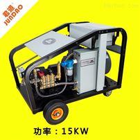 建筑工地水泥罐车清洗500公斤超高压清洗机