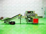 KL-350X下走纸甜柚柑包装机----水果套袋机