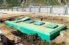 苏州市一体化地埋式污水处理设备玻璃钢报价