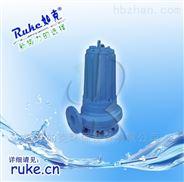 如克环保WQ潜水排污泵选型