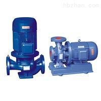 ISG/ISW型立式管道离心泵