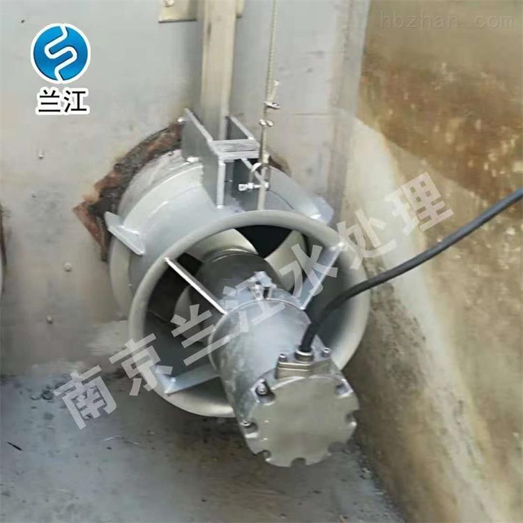自吸式QJB-W型抗堵塞污泥回流泵