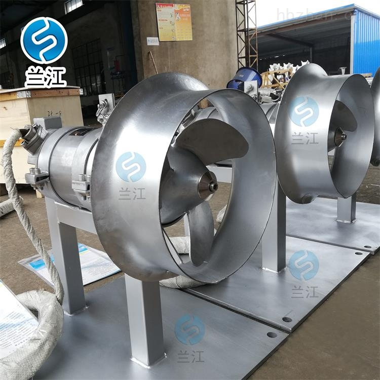 QJB0.85316材质潜水搅拌机维护说明