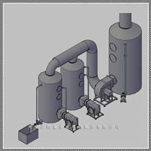 JHT销售JHT-I(II)型酸雾净化塔