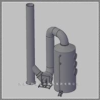 酸堿有機廢氣凈化塔