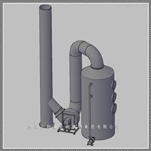 酸碱有机废气净化塔