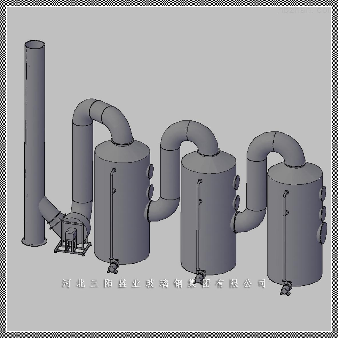 氮氧化物净化塔供应