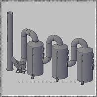BJS氮氧化物净化塔产品报价