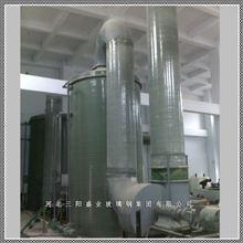 YJXS净水剂废气处理塔厂家