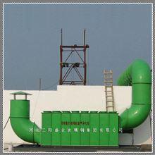 YHWFLYJT活性碳纤维处理有机废气回收装置净化塔厂家