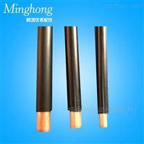 PVC包塑紫铜管缆