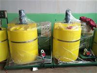 JHJY青海省PAM加药装置 全自动加药设备