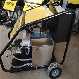 HD50/22油井钻杆高压水清洗机