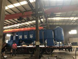 化工园区污水处理企业气浮机