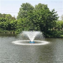 横山扬水式喷泉曝气机价格