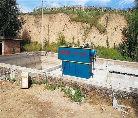 污水处理设备平流式溶气气浮机系列