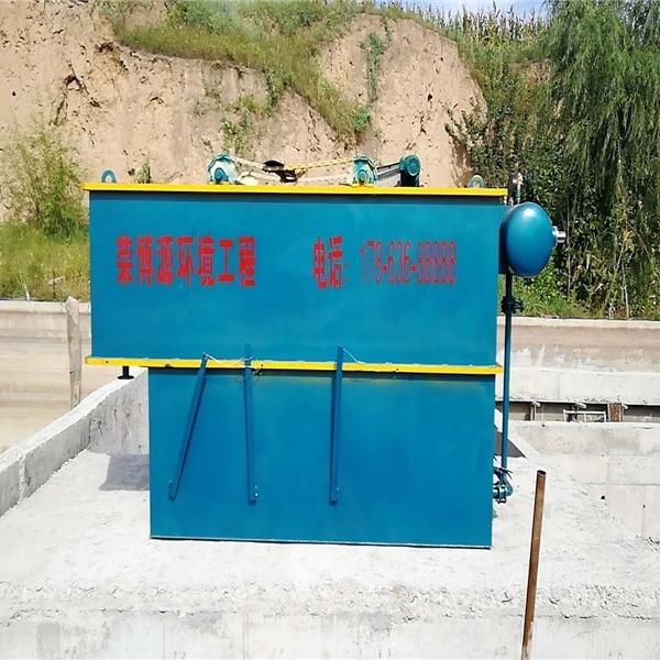 平流式溶气气浮机工作原理是什么