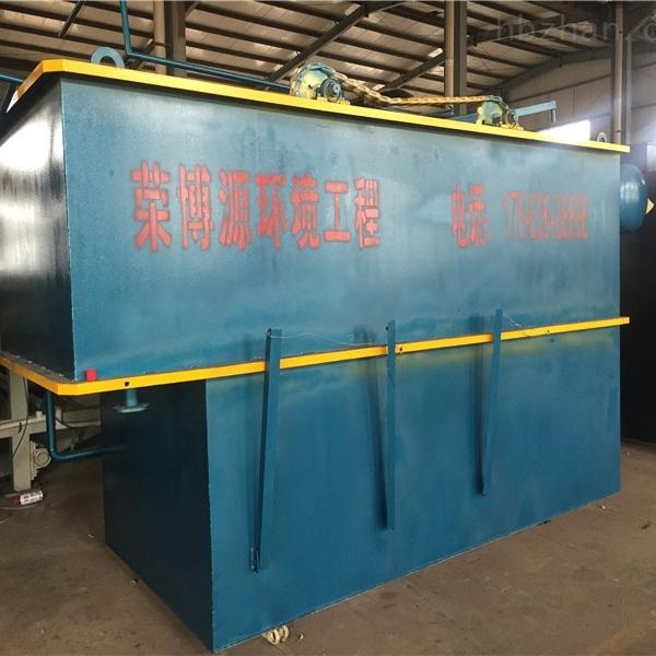 食品废水处理设备工艺流程