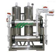 河水净化过滤器小型河水处理设备