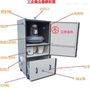 JC-2200-4平面磨床粉尘吸尘器