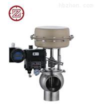 ZTRS(ZRS-10K)气动卫生级调节阀