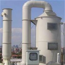 喷淋吸收塔设备运行