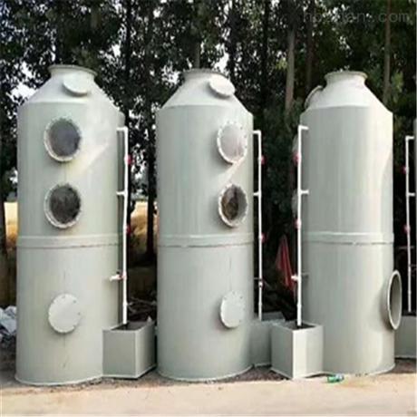 中小型喷淋塔设备技术