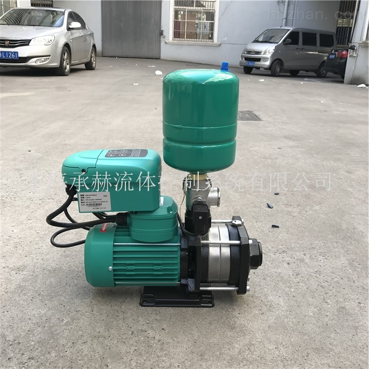 威乐wilo变频泵不锈钢恒压变频水泵特价