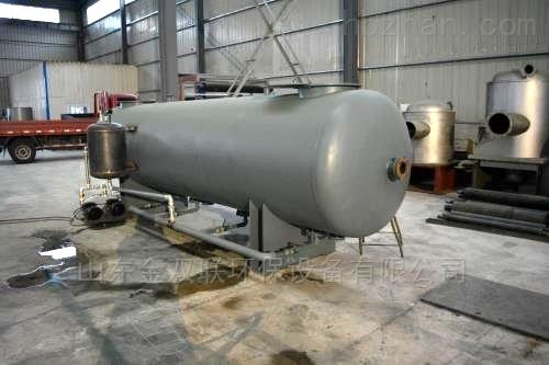 新型喷射诱导气浮机