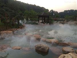 广州人工湖/湖泊/小溪喷雾