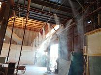 海南水泥搅拌站喷雾降尘