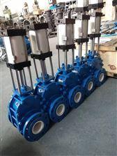 PZ941TC電動耐磨陶瓷排渣閥供應