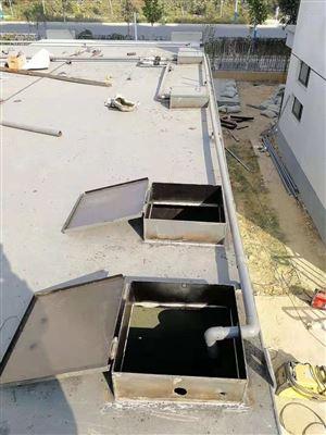 一天50吨洗涤污水处理设备